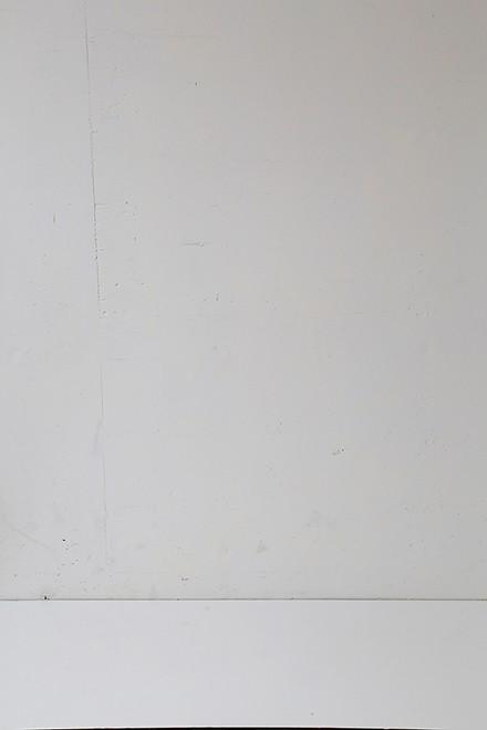 白壁x白デコラ
