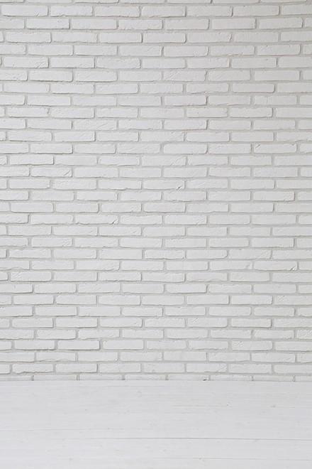 白レンガx白板