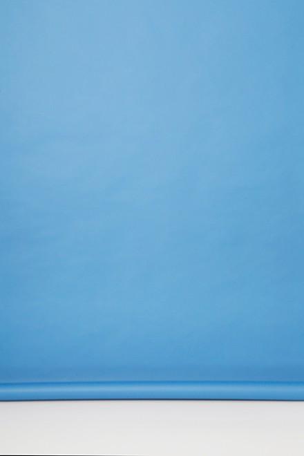 ブルーx白デコラ
